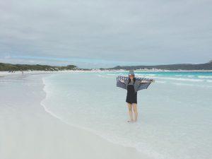 西南澳lucky bay